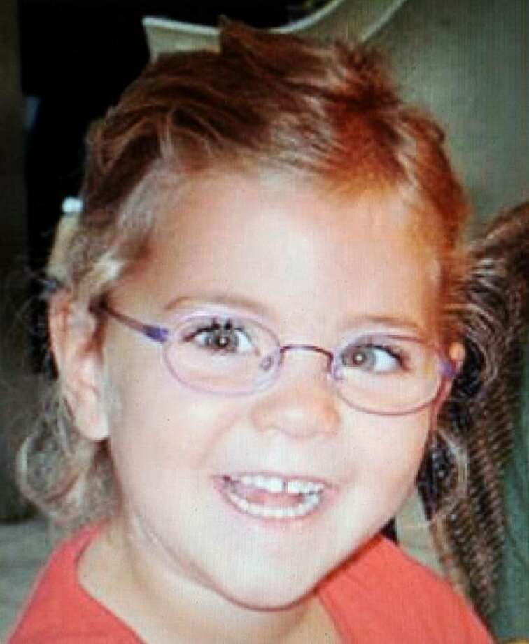 In this undated photo released by the forestry police of Cerignola, southern Italy, shows 6-year old girl Alessia. Police in Italy, Switzerland and France searched Sunday, Feb. 6, 2011 for 6-year old twin girls who disappeared after their father died in an apparent suicide. The body of Matthias Kaspar Schepp, a Canadian-born resident of Switzerland, was found near a railway station in southern Italy on Thursday. Police believe he threw himself under a train. Photo: AP
