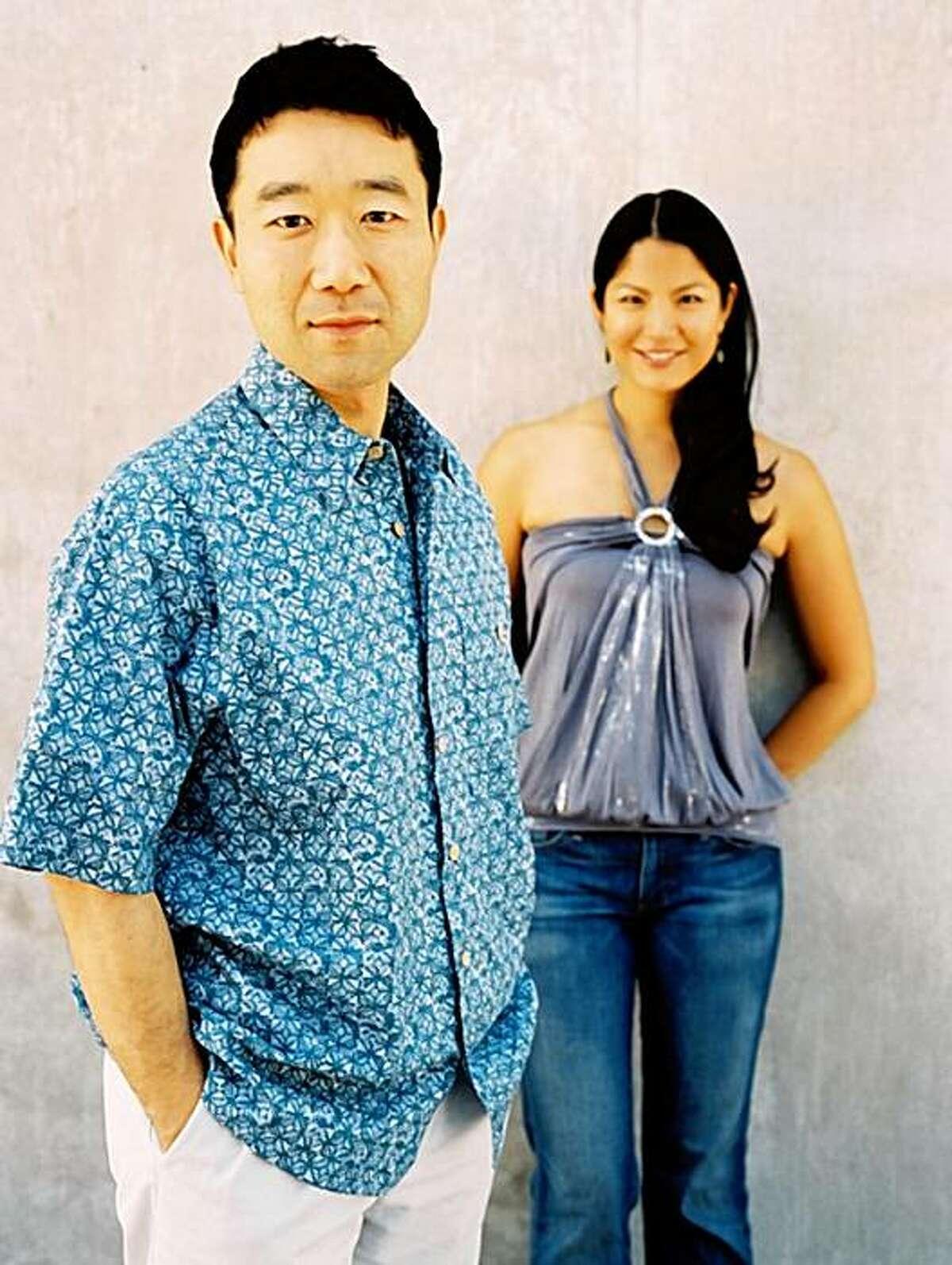 Jimmy (Hiroshi Watanabe) and the object of his desire, Ramona (Lynn Chen), in David Boyle's film