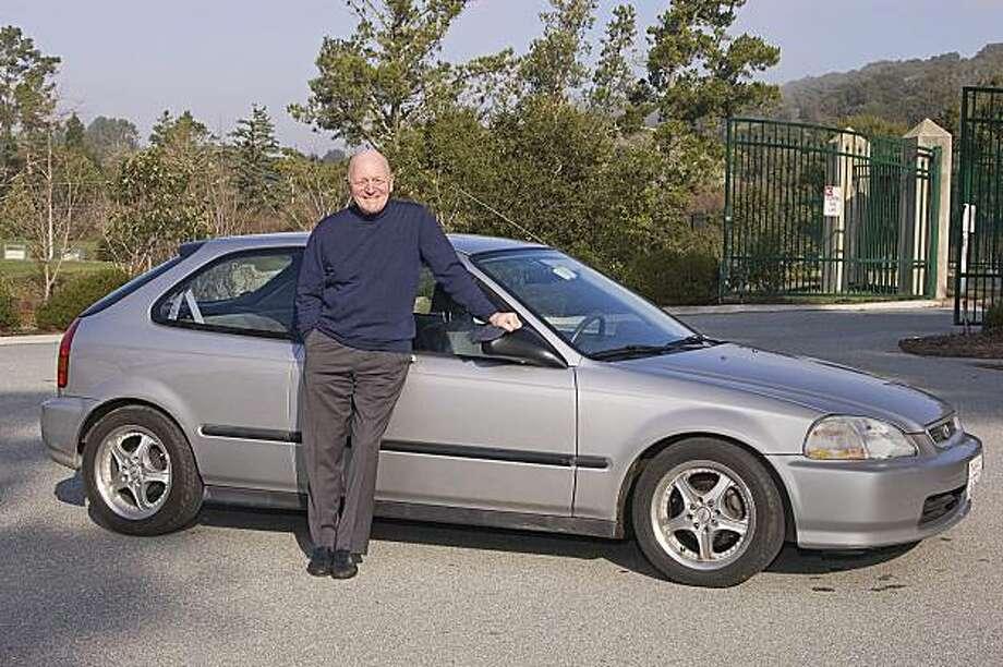1997 civic hatchback mpg