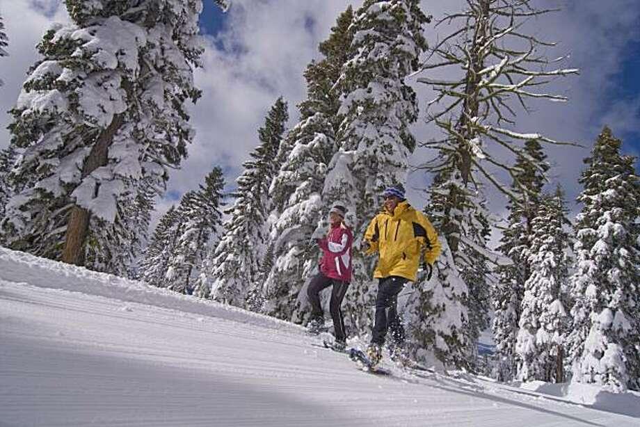 Northstar-at-Tahoe Photo: Bill Stevenson, Northstar-at-Tahoe