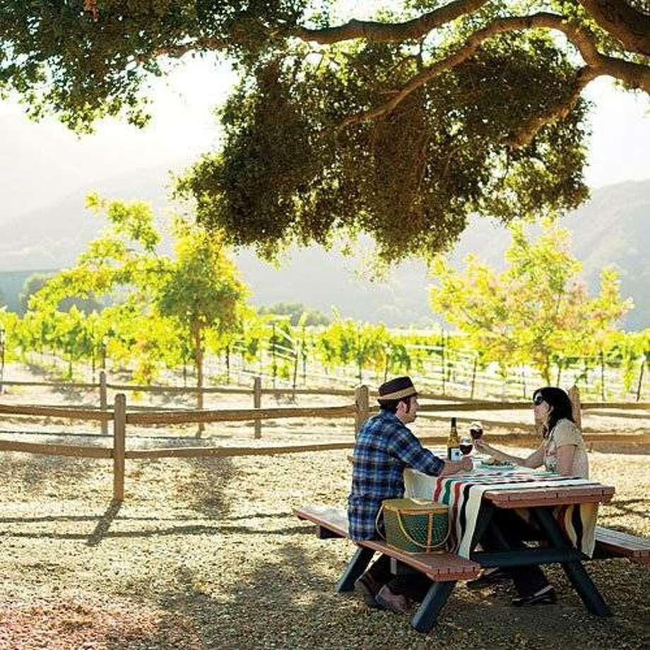 Fall travel best weekend getaways in california sfgate for Best weekend getaways california