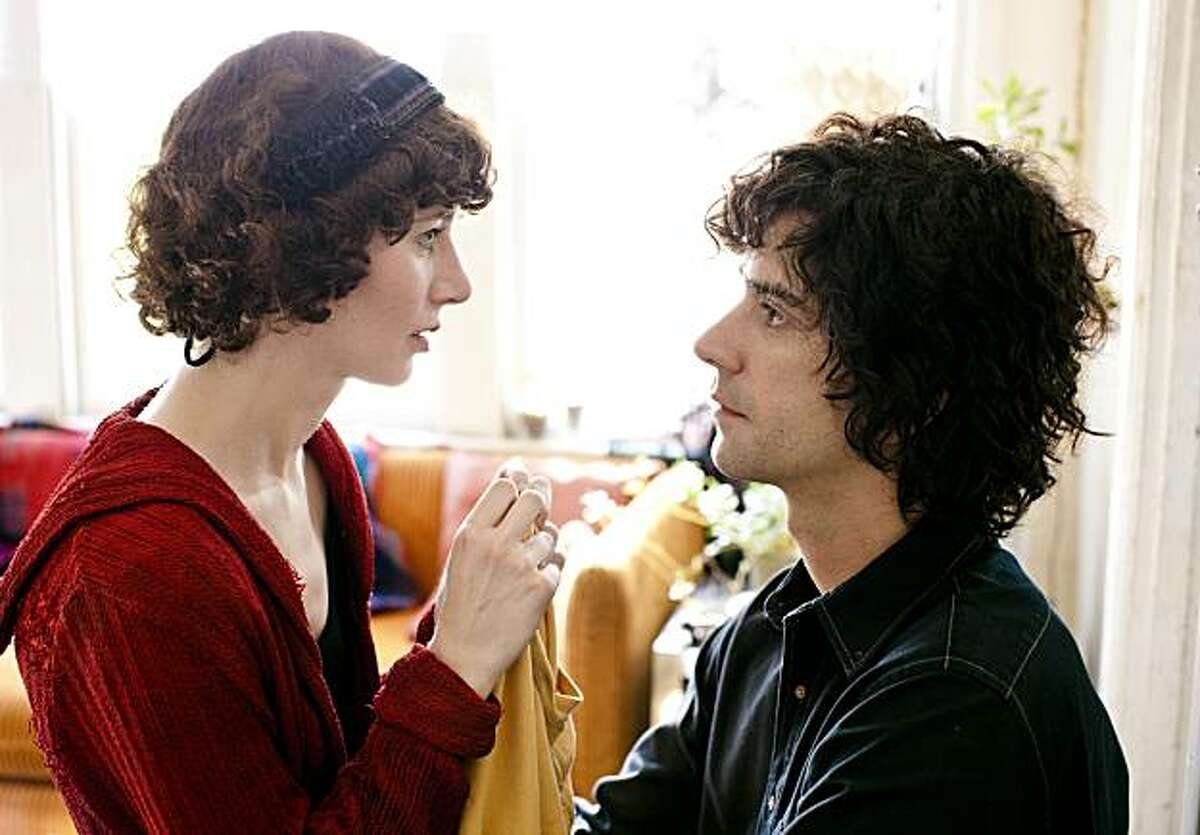 Miranda July and Hamish Linklater appear in a scene from,