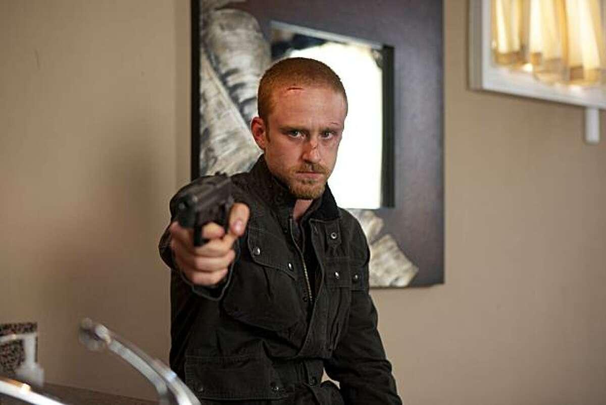 Ben Foster as Steve McKenna appears in a scene from,