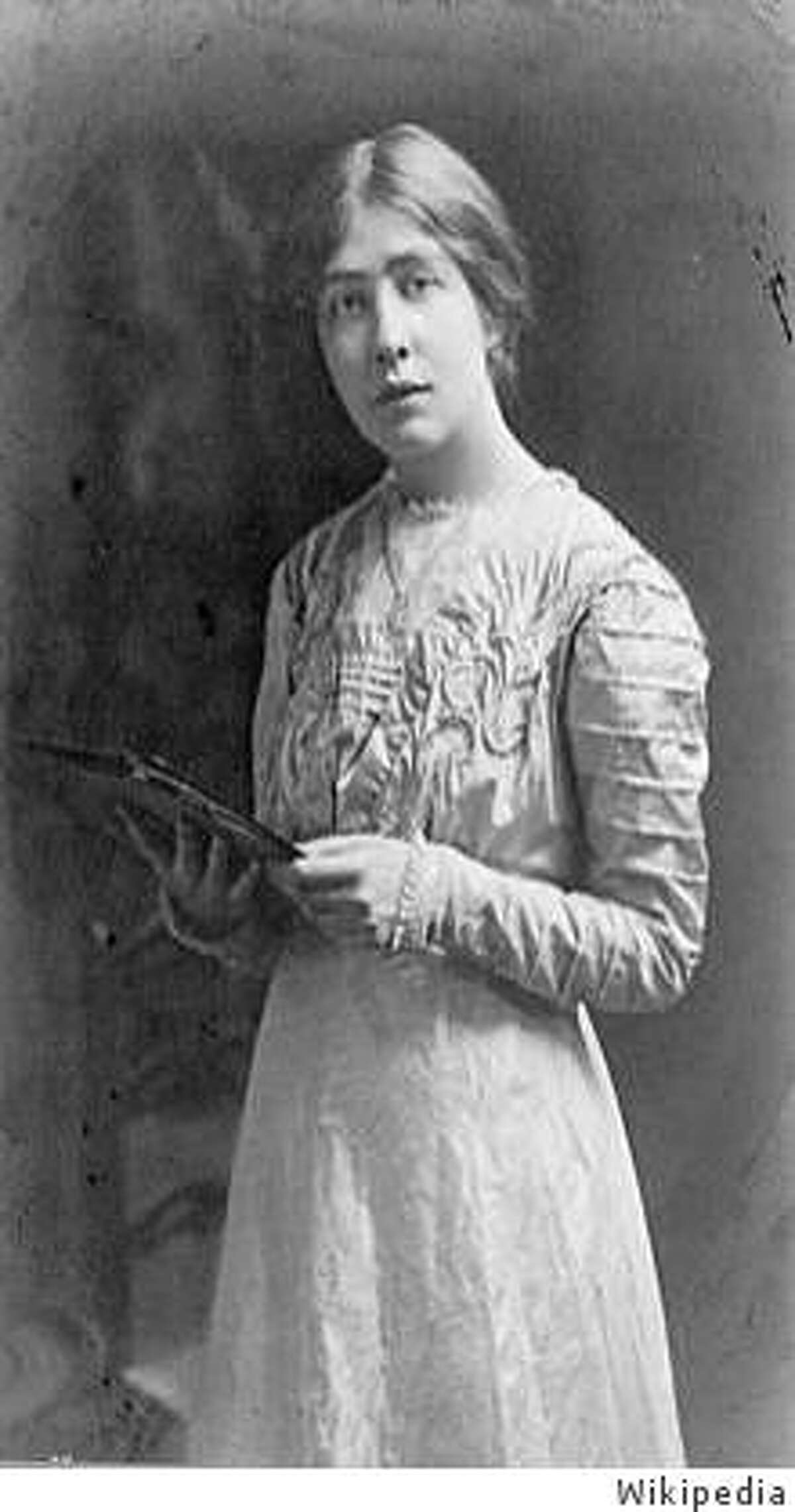 Suffragette Sylvia Pankhurst