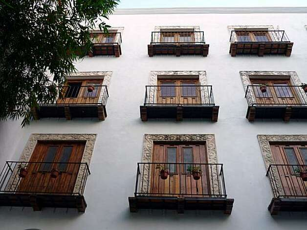 Valladolid is such a bargain to begin with that you can stay at El Meson del Marques, the best place in town, for the price of a hovel in Cancun. Photo: Christine Delsol, Special To SFGate