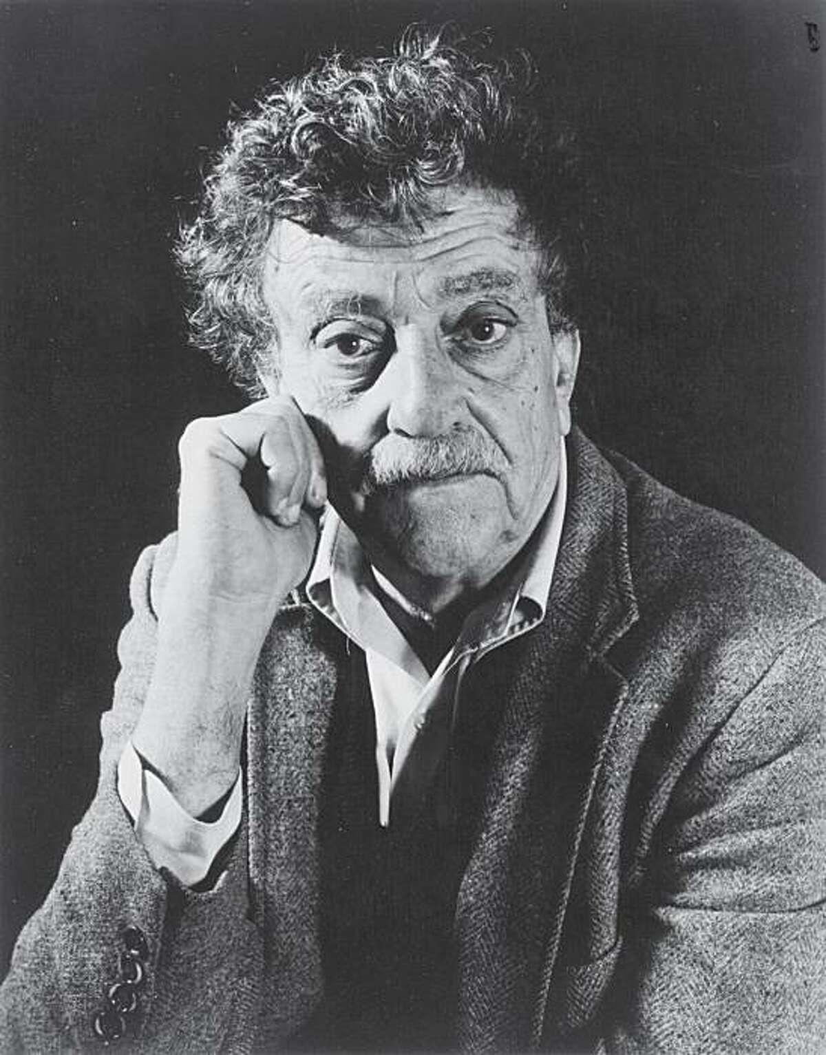 Kurt Vonnegut, famous author... newest book is titled