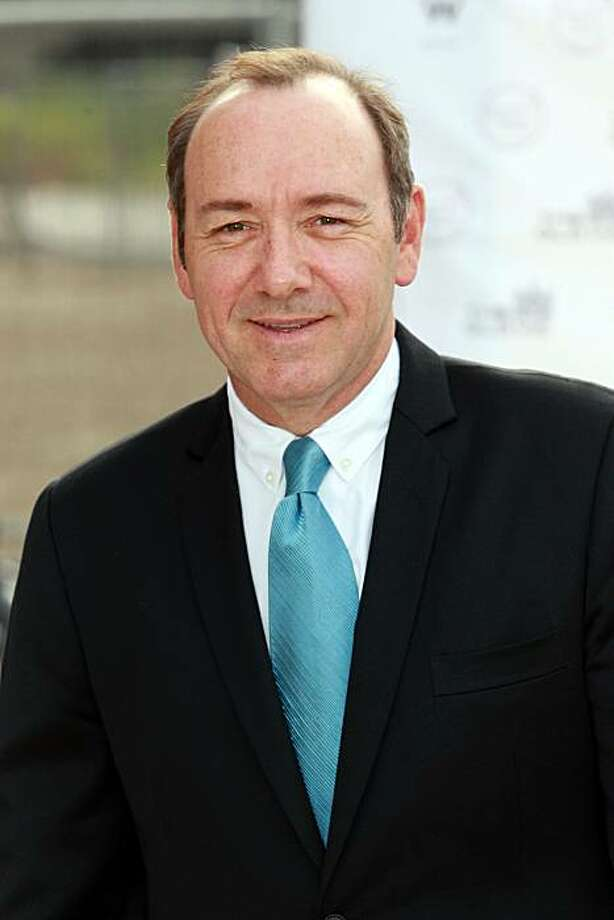 LONDON, UNITED KINGDOM - JULY 01: Kevin Spacey attends summer fundraising party for The Old Vic Theatre at Battersea Power station on July 1, 2010 in London, England. (Photo by Neil Mockford/Getty Images) *** Local Caption *** Kevin Spacey Photo: Neil Mockford