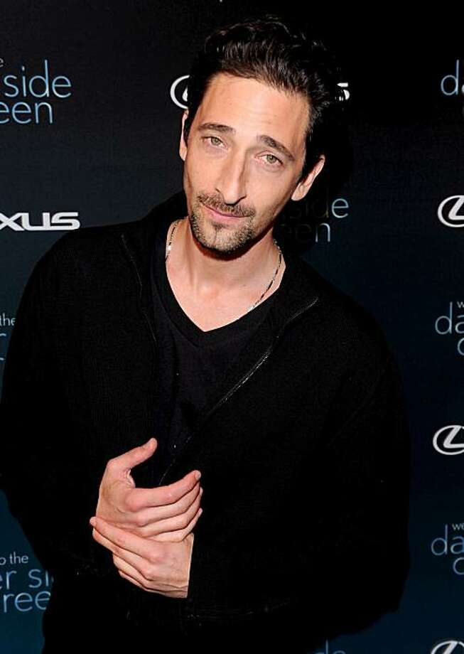 WEST HOLLYWOOD, CA - JULY 08:  Actor Adrien Brody arrives at The Darker Side of Green debate series moderated by Andy Sandberg at Palihouse Holloway on July 8, 2010 in West Hollywood, California.  (Photo by Alberto E. Rodriguez/Getty Images) *** Local Caption *** Adrien Brody Photo: Alberto E. Rodriguez