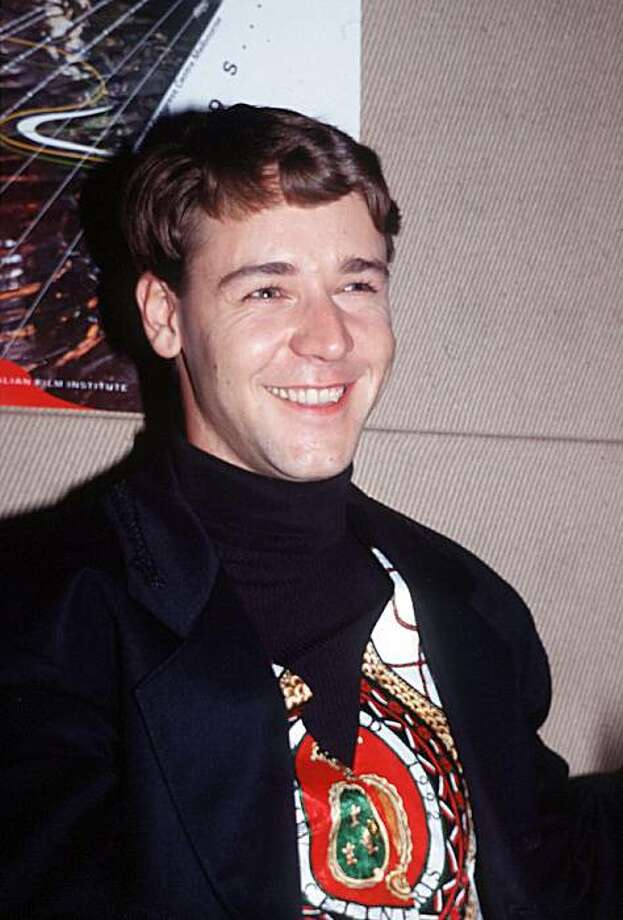 SYDNEY , AUSTRALIA - 1992:  Actor Russell Crowe pictured during the 1992 AFI Awards in Sydney, Australia...(Photo by Patrick Riviere/Getty Images) *** Local Caption *** Russell Crowe Photo: Patrick Riviere