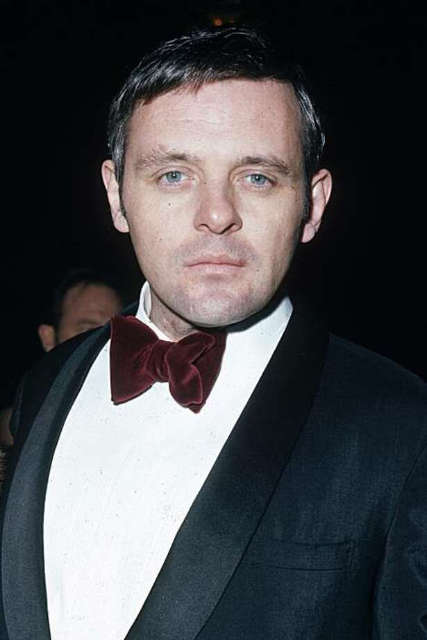 28th February 1973:  Welsh actor Anthony Hopkins attends the SF&TV (Society of Film and Television Arts, later the BAFTA) awards at the Royal Albert Hall in London. He recently portrayed Count Pierre Bezuhov in the British television production of 'War and Peace'.  (Photo by Fox Photos/Getty Images) Photo: Fox Photos