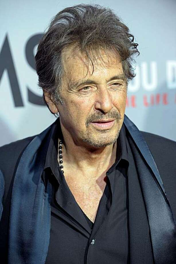 "NEW YORK - APRIL 14:  Actor Al Pacino attends the HBO Film's ""You Don't Know Jack"" premiere at Ziegfeld Theatre on April 14, 2010 in New York City.  (Photo by Michael Loccisano/Getty Images) *** Local Caption *** Al Pacino Photo: Michael Loccisano"