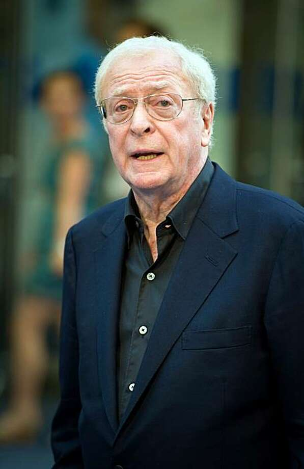 LONDON, ENGLAND - JULY 08:  Sir Michael Caine attends the World film premiere for 'Inception' at the Odeon Leicester Square on July 8, 2010 in London, England.  (Photo by Ian Gavan/Getty Images) *** Local Caption *** Sir Michael Caine Photo: Ian Gavan