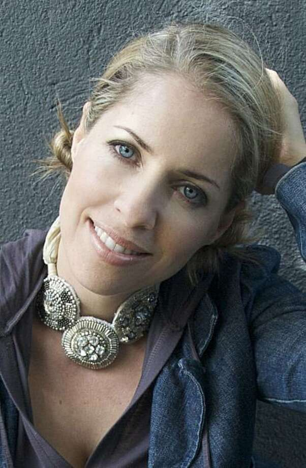 Filmmaker Tiffany Shlain is seen in this undated photo. Photo: Katherine Miller