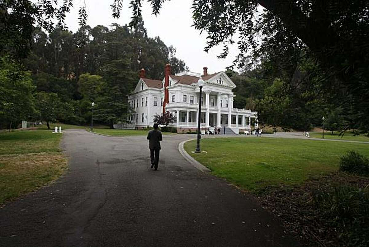 The Dunsmuir Estate in Oakland photographed on Wednesday, June 17, 2009.