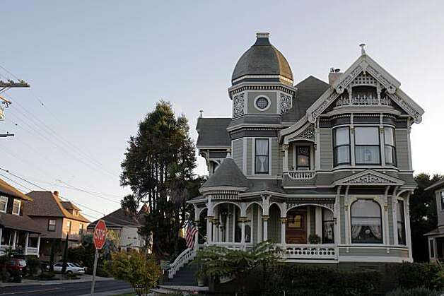 The demographic enthusiast the death of the suburbs and for San francisco victorian houses history