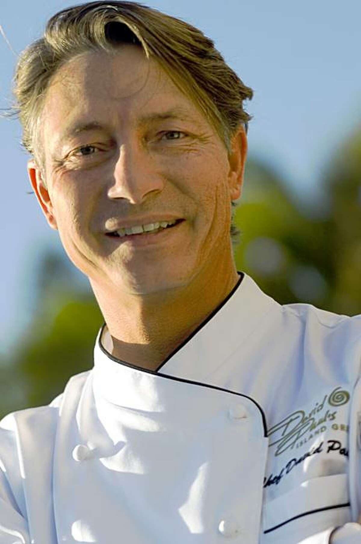 Gourmet chef David Paul Johnson has returned to Maui with a fresh approach at David Paul's Island Grill. David Paul's Island Grill Lahaina, Maui, Hawaii March 11, 2009 ©2009 Tony Novak-Clifford Tony Novak-Clifford Photography 26 South Market Street Wailuku, Maui, Hawaii 96793 808.242.8773 http://www.tonynovak-clifford.com [#Beginning of Shooting Data Section] Nikon D2X 2009/03/12 04:24:37.0 RAW (12-bit) Image Size: Large (4288 x 2848) Lens: 17-55mm F/2.8 G Focal Length: 55mm Exposure Mode: Manual Metering Mode: Spot 2 sec - F/10 Exposure Comp.: 0 EV Sensitivity: ISO 100 Optimize Image: White Balance: Color Temp. (5300 K) AF Mode: Manual Flash Sync Mode: Flash Mode: Auto Flash Comp: Color Mode: Mode II (Adobe RGB) Tone Comp.: Less Contrast Hue Adjustment: 0∞ Saturation: Normal Sharpening: Normal Image Comment: Long Exposure NR: On High ISO NR: Off [#End of Shooting Data Section]