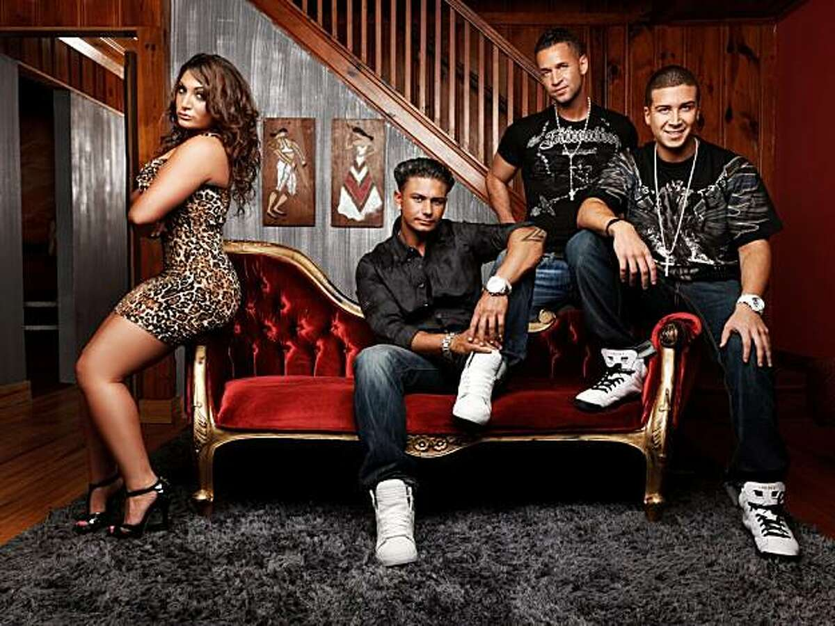 Cast members from MTV's,