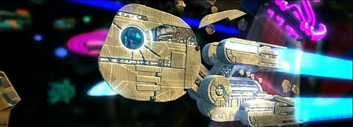 Little Big Planet 2 boldly goes where no platformer has gone before with its new roster of tools that allow not only the creation of levels, but games themselves.