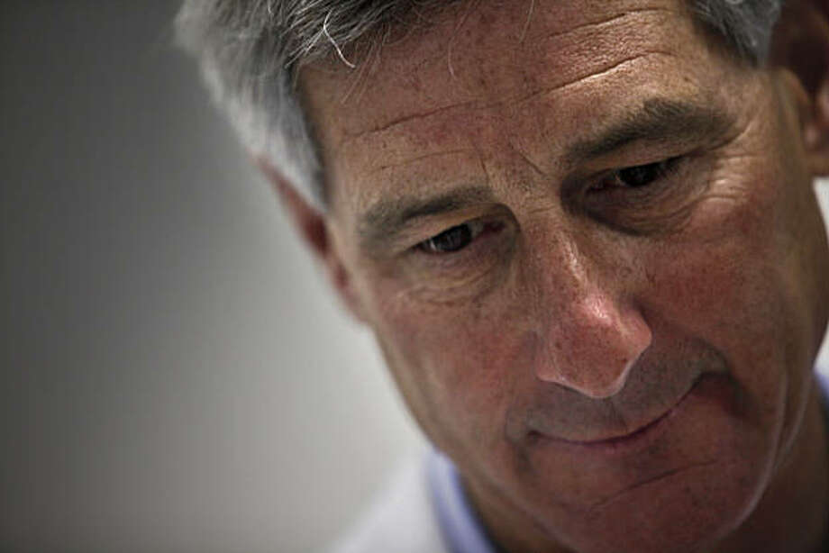 Dr. Kevin Stone is seen at The Stone Clinic on Monday, December 13, 2010 in San Francisco, Calif. Photo: Lea Suzuki, The Chronicle