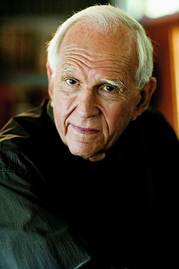 "Joe Gores, author of ""Spade & Archer."" Photo: Jonathan Sprague"