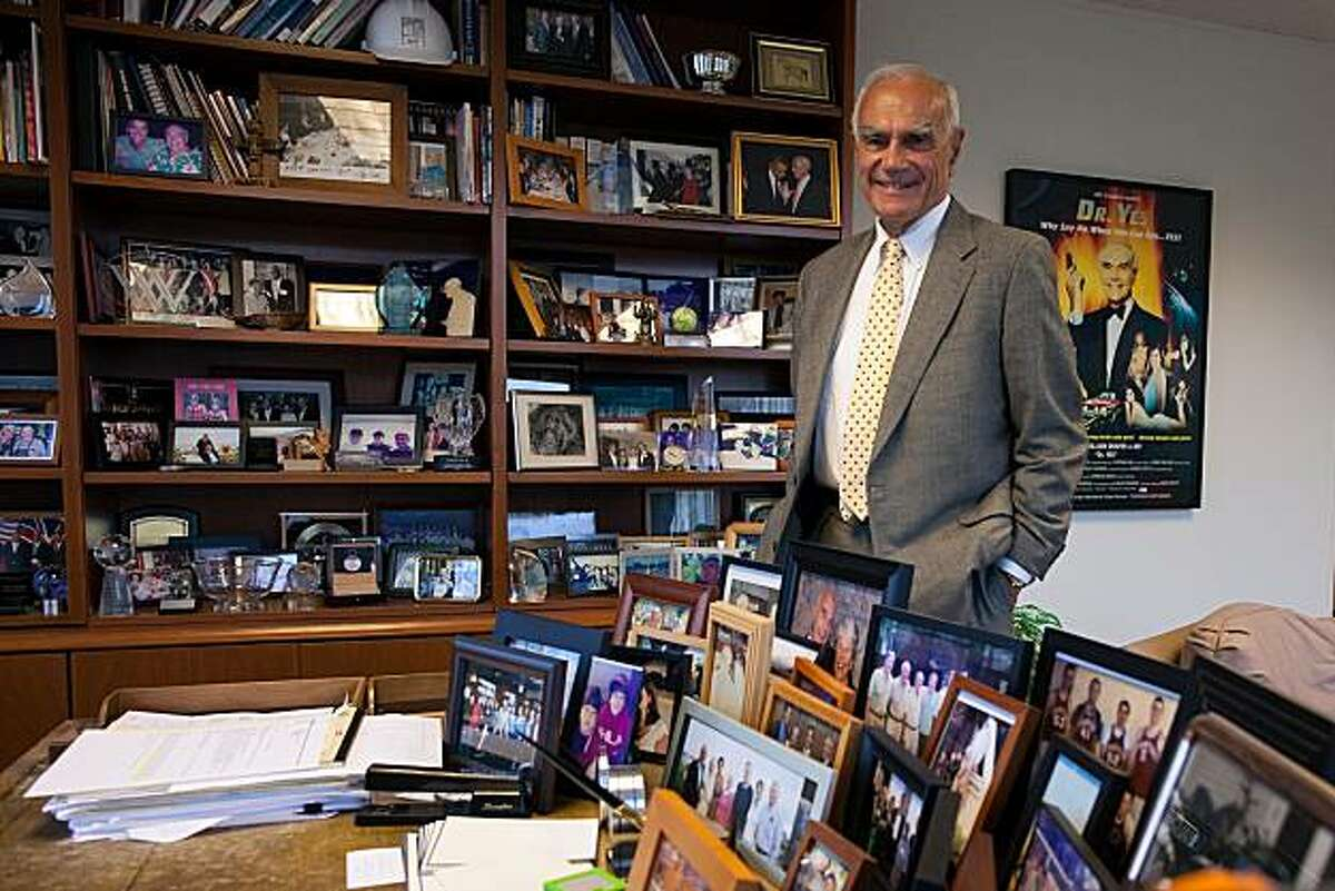 Venture capitalist William H. Draper III poses for a photograph in his San Francisco office on January 10, 2011 in San Francisco, Calif. Photograph by David Paul Morris/Special to the Chronicle