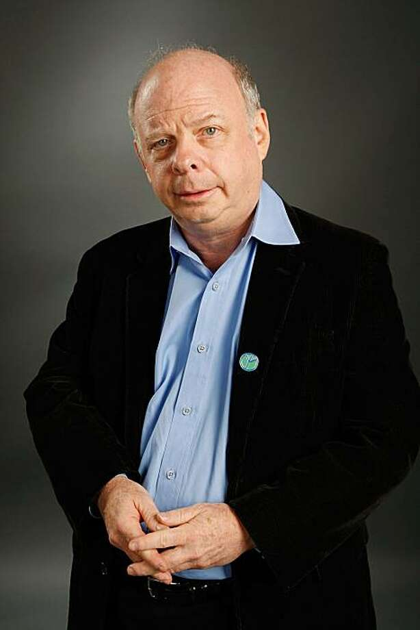 """Actor Wallace Shawn of the film """"Southland Tales"""" poses in the portrait studio during AFI FEST 2007 presented by Audi held at Arclight Cinemas on November 2, 2007 in Hollywood, California. Photo: Mark Mainz, Getty Images For AFI"""