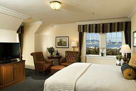 Room at the Claremont Hotel, Club & Spa