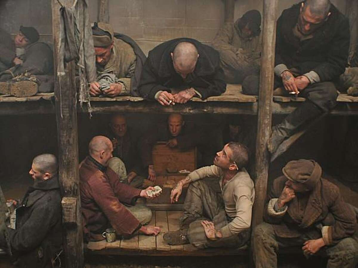 Life in the Gulag is tough- but the ruling «Urki« have the upper hand in,