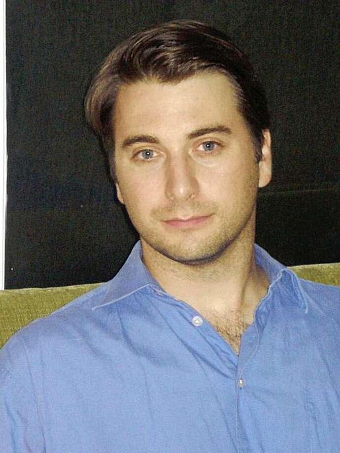 "Author of ""Rag and Bone,"" Peter Manseau. Photo: Peter Manseau"