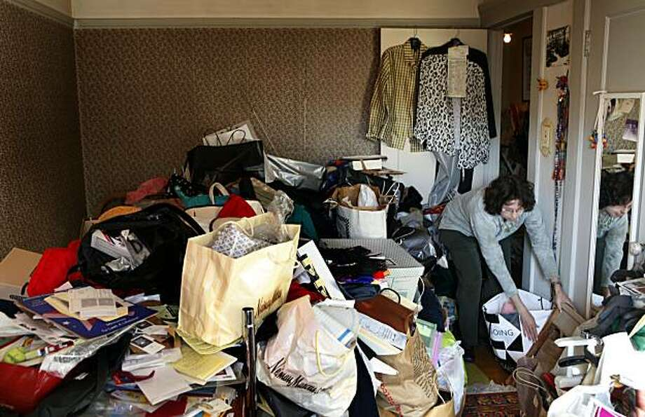 Professional Organizers In Demand To Clear Clutter Sfgate