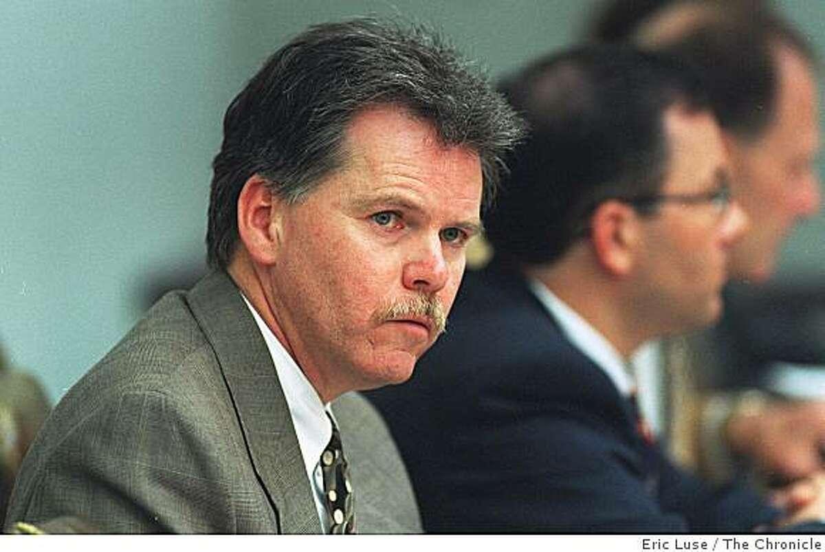 Ed Harrington, former San Francisco City Controller