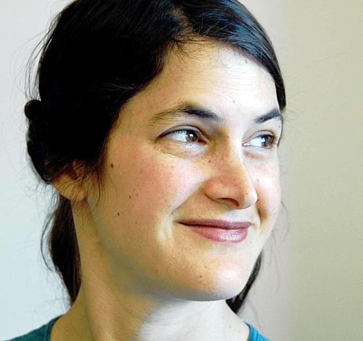 Danielle Svetcov, author of