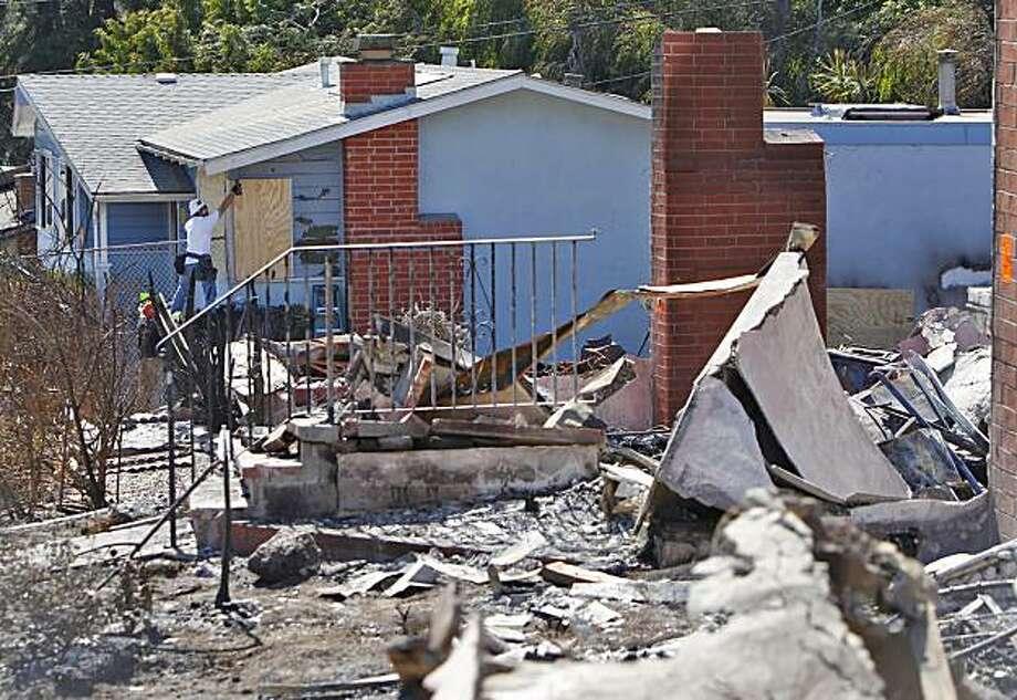 San Bruno Blast Probe Focuses On Shut Off Valves Sfgate