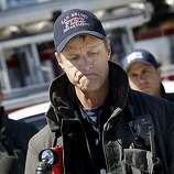 Captain Bill Forester of the San Bruno fire department, one of the first on the scene, was shocked when they discovered there was no water in the local hydrants. First responders to the San Bruno, Calif. pipeline explosion talked about their experiences Tuesday September 14, 2010.