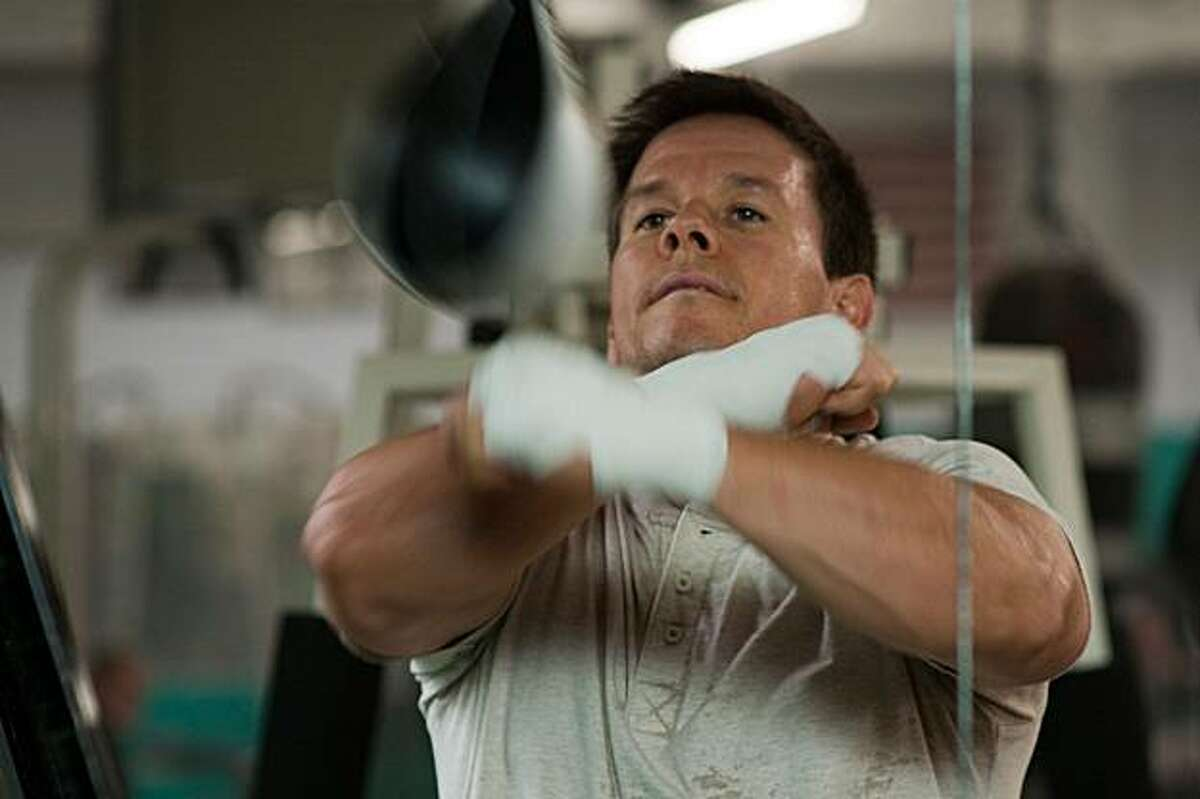 Mark Wahlberg appears in a scene from,