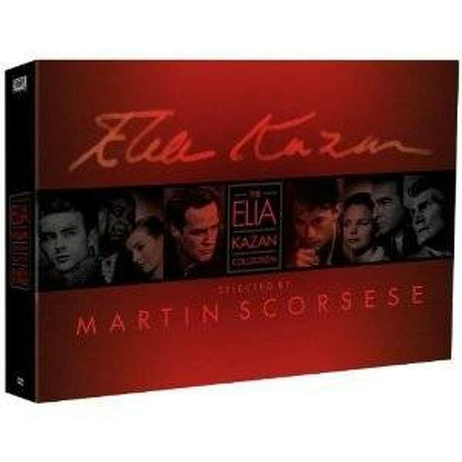 dvd box: THE ELIZ KAZAN COLLECTION Photo: Amazon.com