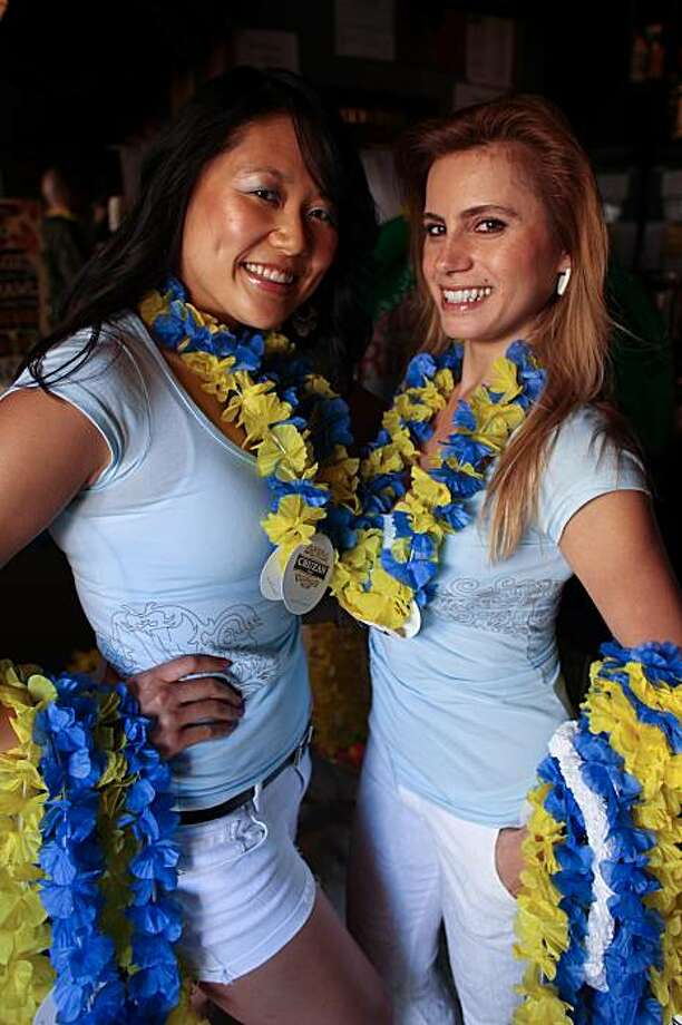 CrawlSF's third annual Polk Village Pub Crawl on Saturday, Aug. 8. Photo: Hardy Wilson, Special To SFGate