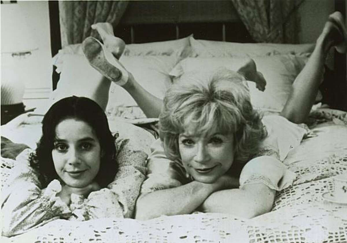 brooks09_terms.jpg Debra Winger, left, and Shirley MacLaine in