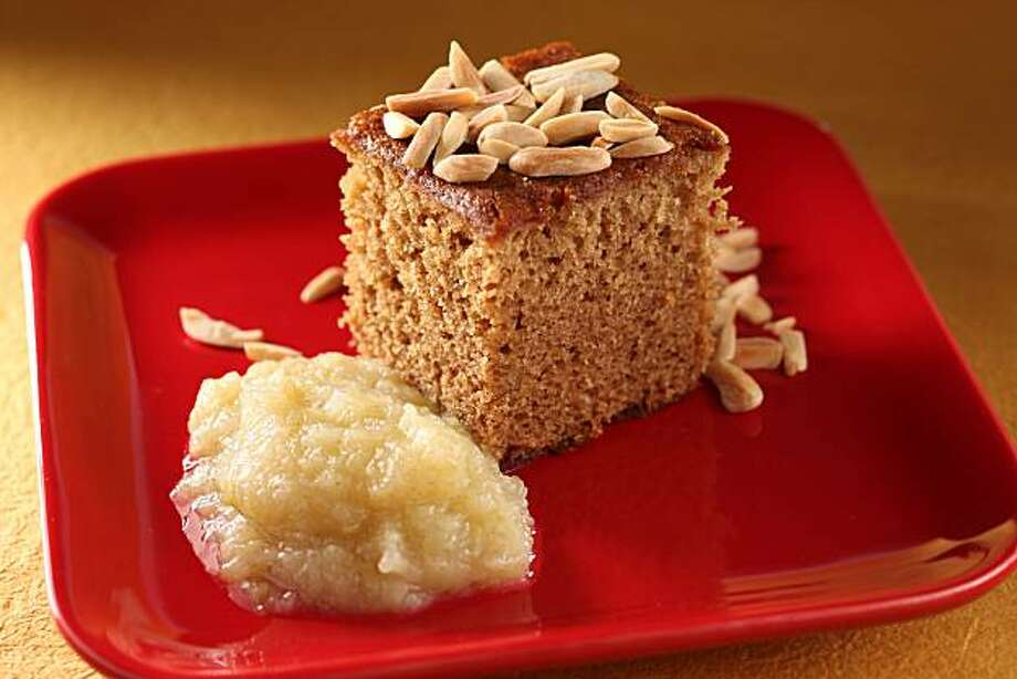 Marcy's Amazing Honey Cake:This is a super-moist, tender, spicy cake. Click here for the recipe. Photo: Craig Lee, Special To The Chronicle