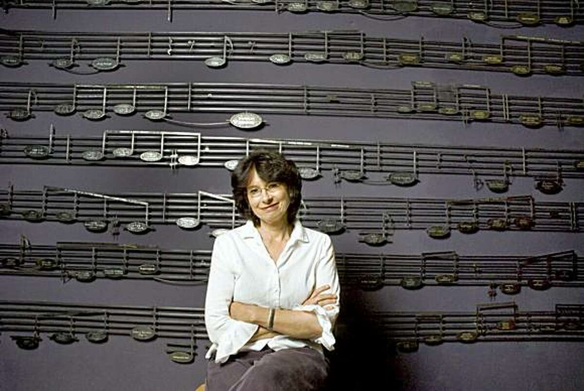 Susan Muscarella runs the Jazzschool, a non-profit center for music study and performance in downtown Berkeley.