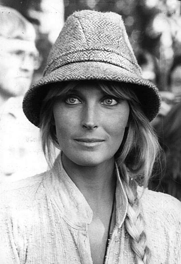 Return with us again to the land where some people age normally and others ... well, draw your own conclusions. First up is Bo Derek, photo taken on Sept. 24, 1981, age 24. Photo: File Photo