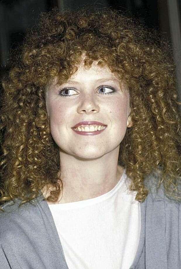 Nicole Kidman, Dec. 1, 1983, age 15. Photo: File Photo