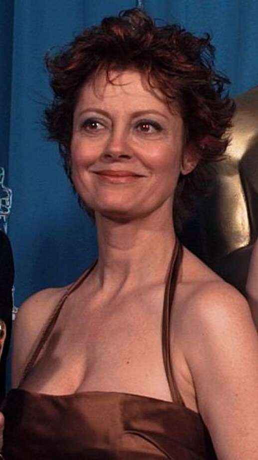 Susan Sarandon, March 25, 1996, age 49. Photo: File Photo