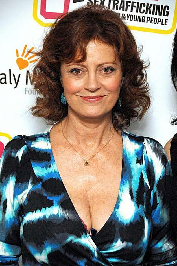 Susan Sarandon, July 30, 2010, age 63. Photo: File Photo, Getty Images