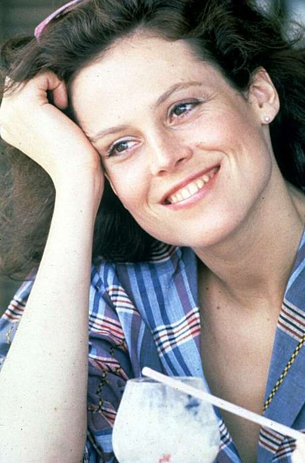 Sigourney Weaver, circa 1980, age 30 or 31. Photo: File Photo