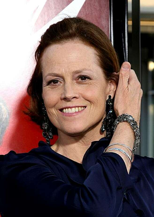 Sigourney Weaver, July 27, 2010, age 60. Photo: File Photo