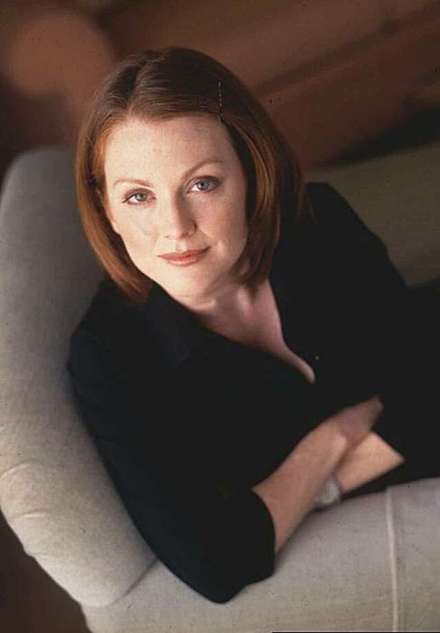 Julianne Moore, May 22, 1997, age 36. Photo: File Photo