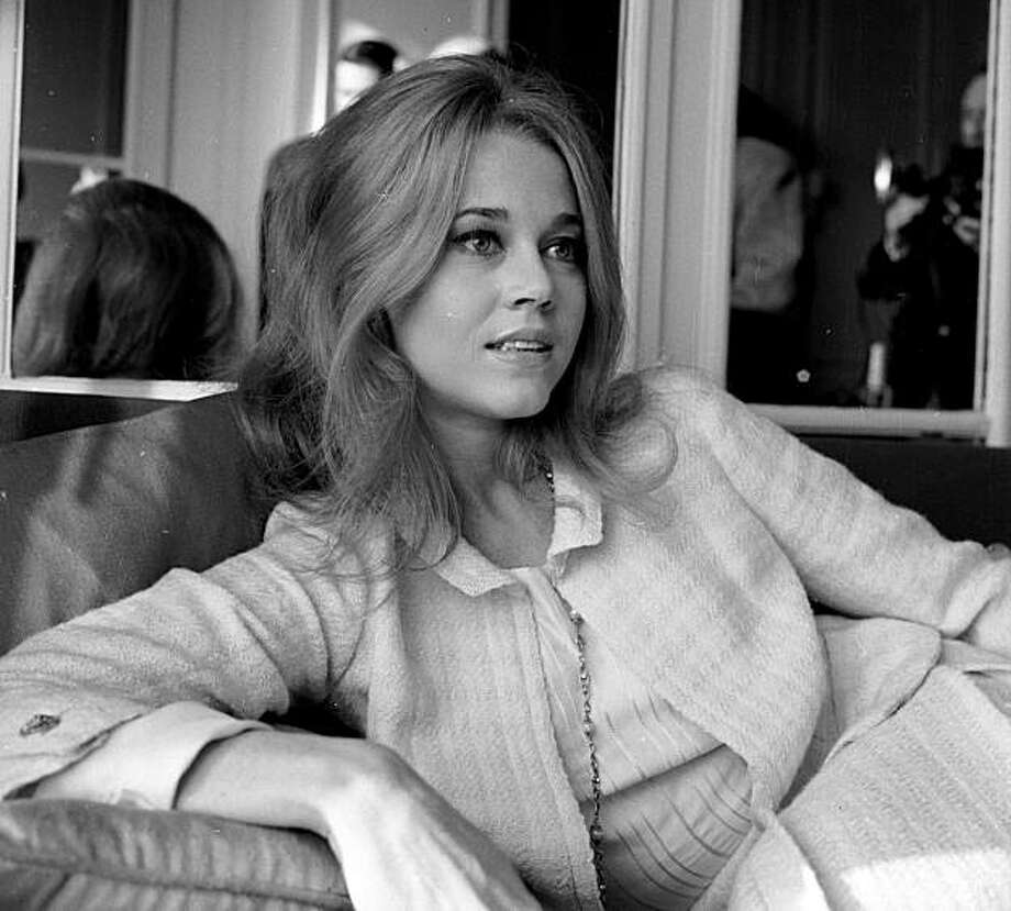 Jane Fonda, Jan. 23, 1965, age 27. Photo: File Photo
