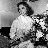 Julie Andrews, 1958, age 22 or 23.