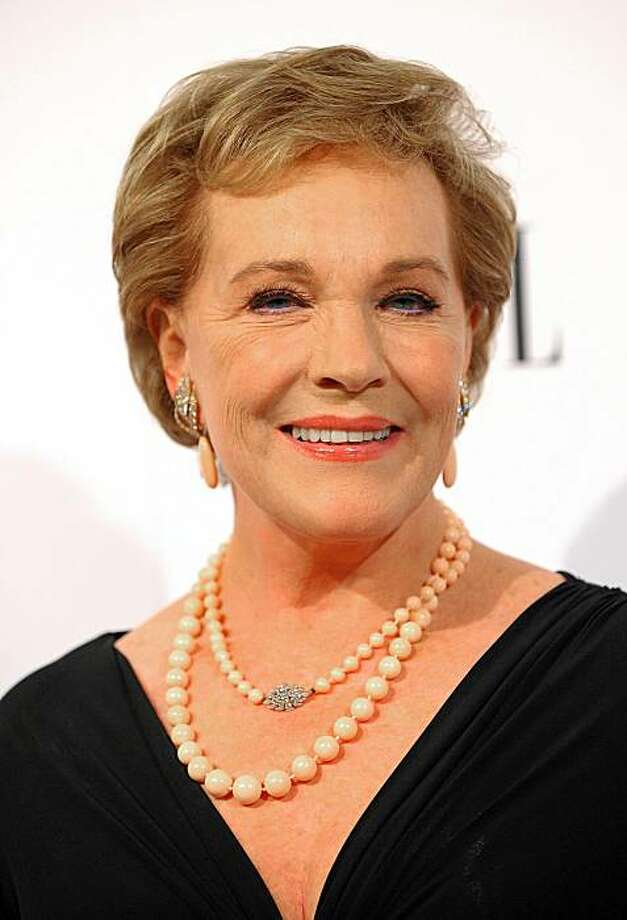 Julie Andrews, Oct. 19, 2009, age 74. Photo: File Photo